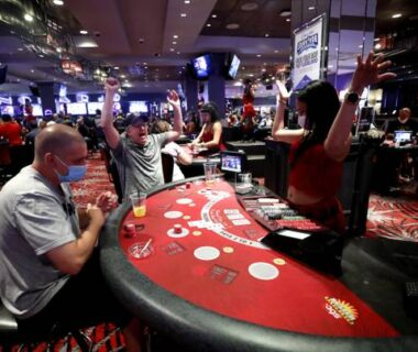 The Service Of Online Gambling