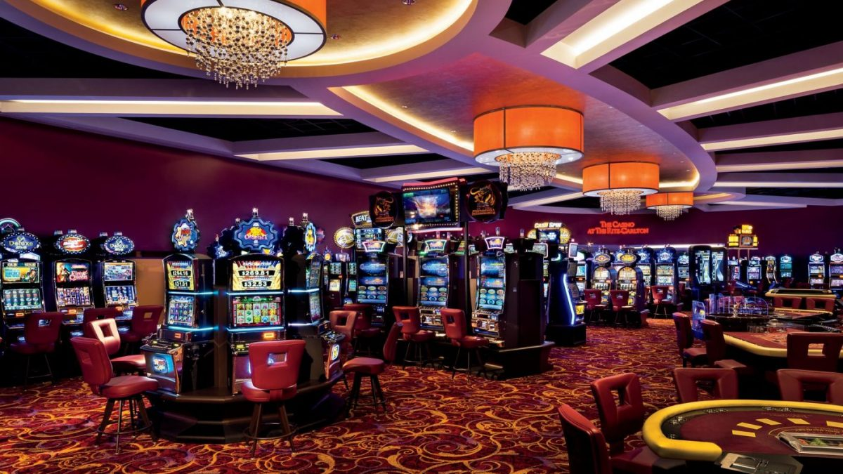 Ten Recommendations On Gambling You Cannot Afford To Overlook