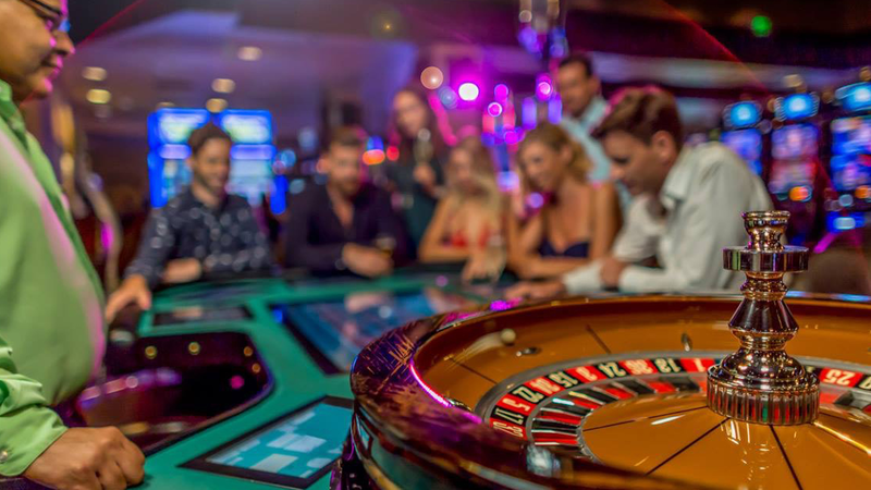 The Lazy Solution to Casino